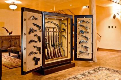 Пиф-паф — ой-ой-ой! ТОП-5 сейфов для хранения оружия и боеприпасов