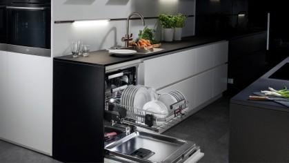 Чистая посуда на небольшой кухне: ТОП-5 узких встраиваемых посудомоек