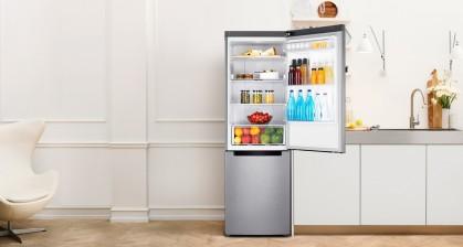 Семейный вариант: ТОП-5 двухкамерных холодильников с морозилкой снизу