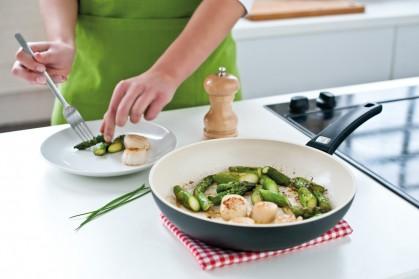 Готовим с комфортом: удобные и практичные традиционные сковородки с керамическим покрытием на каждый день
