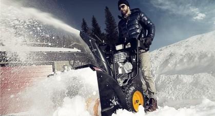 ТОП самоходных снегоуборочных машин с бензиновым двигателем