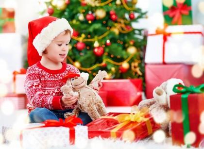 5 идей новогодних подарков для детишек