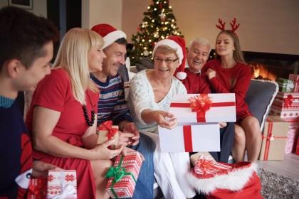 5 идей новогодних подарков для родителей
