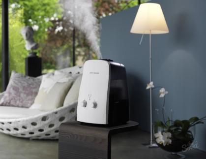 Подборка 5 лучших ультразвуковых увлажнителей воздуха