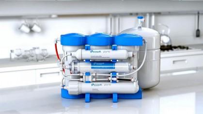 Родниковая вода из-под крана: 5 систем многоступенчатой фильтрации под мойку
