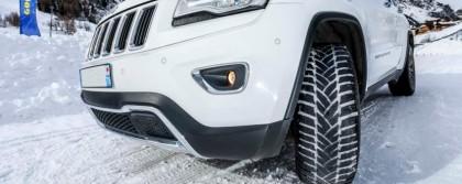 Топовые зимние фрикционные шины R17 (осень 2014)