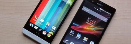 Популярные смартфоны с двумя SIM-картами