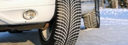 ТОП-5: зимние шины для внедорожников (осень 2014)