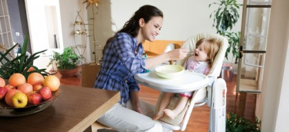 ТОП-5: стульчики для кормления