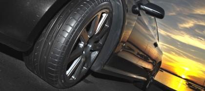 ТОП-5: премиум летние шины R17 (весна 2015)