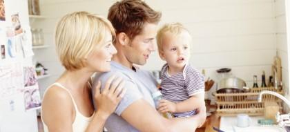 Пять необходимых вещей для молодых родителей