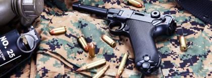 Пневматы: 5 копий боевых пистолетов
