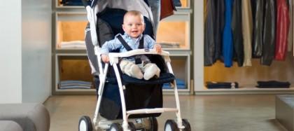 Гуляем с комфортом: 5 колясок-тросточек