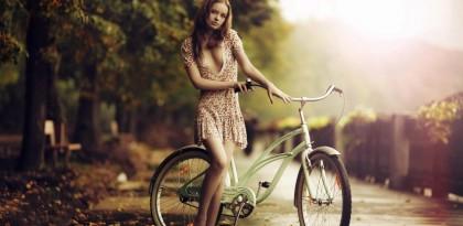Самый модный транспорт: 5 дамских велосипедов