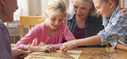 Выбираем пазлы: детям — польза, всей семье — развлечение