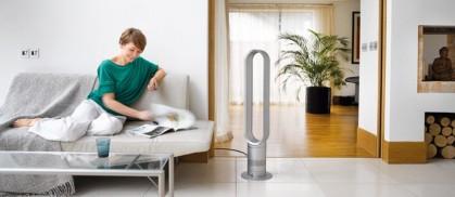 Спасение от жары: ТОП-5 вентиляторов для дома и офиса