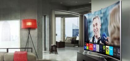 Есть ли смысл покупать телевизор с изогнутым экраном?