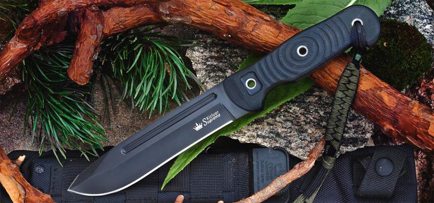 Применение ножа на охоте видео — img 5