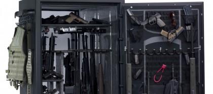 ТОП-5 оружейных сейфов