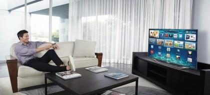 ТОП-5 новинок средней диагонали Smart TV (15 год)