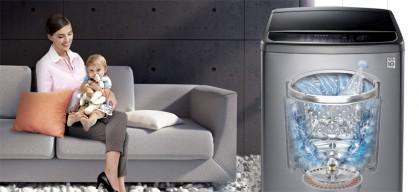 Популярные «стиралки» с вертикальной загрузкой 2015