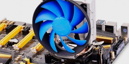 Тишина и разгон: пятерка лучших процессорных кулеров