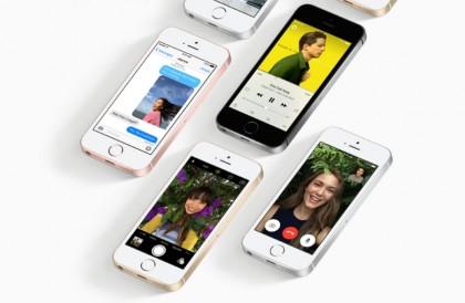 Презентация от Apple: iPhone SE и iPad Pro 9.7, весна 2016