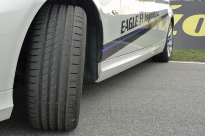 ТОП-5: премиальные шины для легковых машин на лето