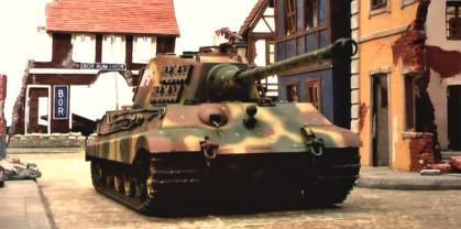 Детские забавы для взрослых: 5 танков на радиоуправлении