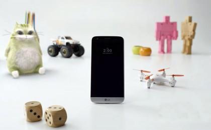Пятёрка флагманских смартфонов (первая половина 2016)