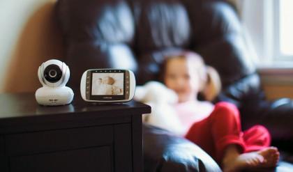 ТОП-5 видеонянь для удалённого присмотра за детьми