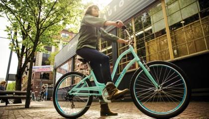 Типы городских велосипедов