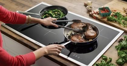 Современная кухня: ТОП-5 индукционных варочных поверхностей