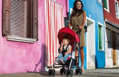 Транспорт для самых маленьких: ТОП-5 прогулочных колясок