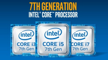 Процессоры Intel Kaby Lake: от Celeron до Core i7