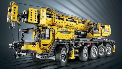 LEGO Creator и Technic: лучшие конструкторы для взрослых