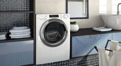 ТОП-5 компактных стиральных машин с фронтальной загрузкой для большой семьи