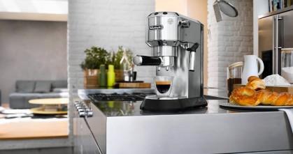 Личная кофейня на кухне: рожковые кофеварки для дома