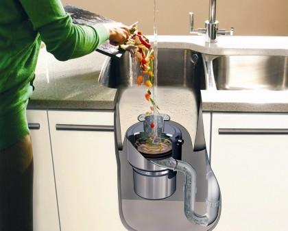 Смой мусор в канализацию! ТОП-5 измельчителей пищевых отходов