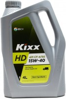Моторное масло Kixx HD CF-4 15W-40 4л