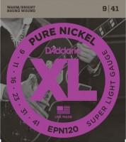 Струны DAddario XL Pure Nickel Wound 9-41