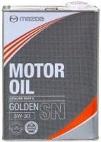 Моторное масло Mazda Golden 5W-30 SN 4L