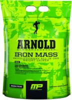 Фото - Гейнер Musclepharm Arnold Series Iron Mass  3.6 кг