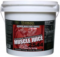 Гейнер Ultimate Nutrition Muscle Juice 2544  6кг