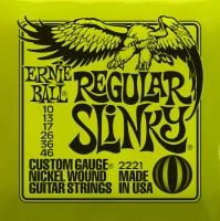 Струны Ernie Ball Slinky Nickel Wound  10-46