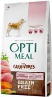 Корм для собак Optimeal Adult GF Turkey/Vegetable 10 kg 10кг