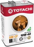 Моторное масло Totachi Eco Gasoline 10W-40 4L