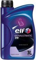 Трансмиссионное масло ELF Renaultmatic D2 1L 1л