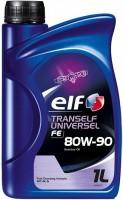 Трансмиссионное масло ELF Tranself Universal FE 80W-90 1L 1л