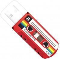 Фото - USB Flash (флешка) Verbatim Mini Cassette  32ГБ
